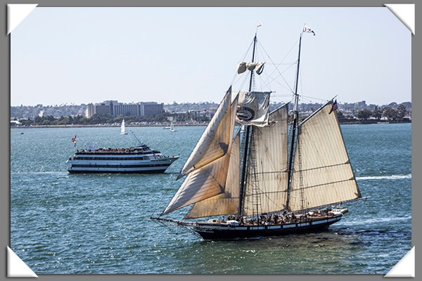 Festival of Sail in San Diego
