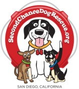 Second Chance Dog Rescue logo