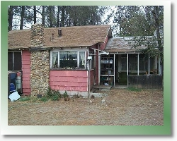 House with deferred maintenance