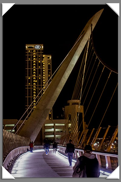 Skybridge in San Diego