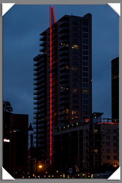 Allegro Towers in San Diego