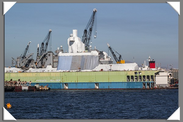 NASSCO ship builder in San Diego