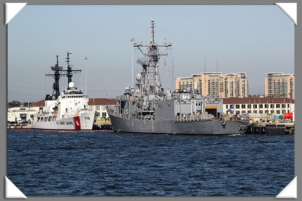 Coast Guard & Navy in San Diego