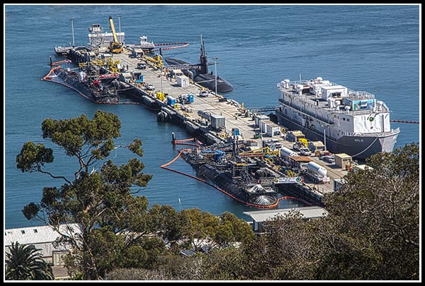 Point Loma submarine base