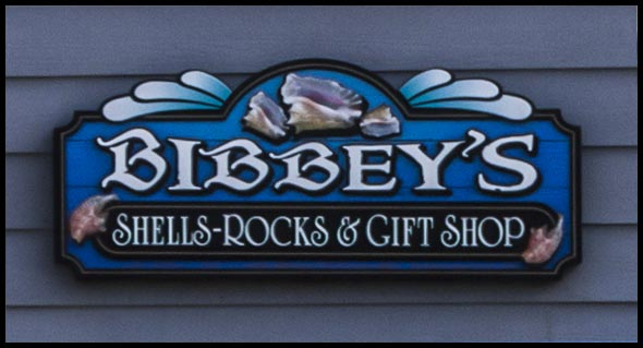 Bibbey's Shells, Rocks & Gift Shop in Imperial Beach, California