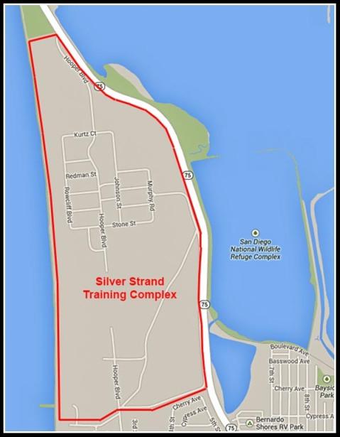 Silver Strand Training Complex