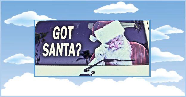 Got Santa?
