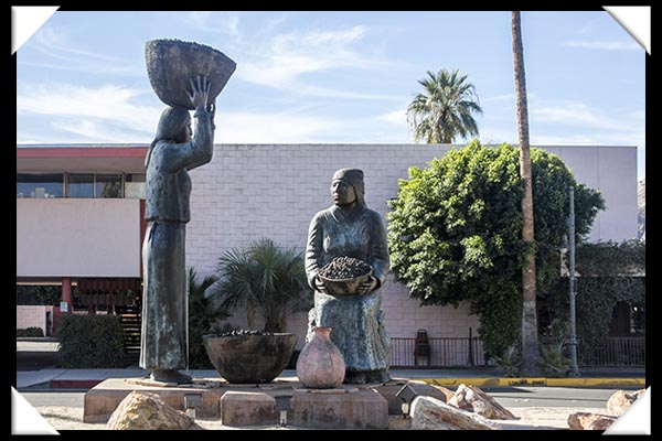 Public art in Palm Springs, California