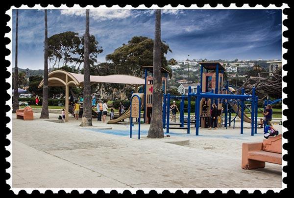 Kellogg Park in La Jolla, California