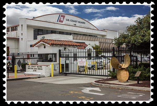 United States Coast Guard, San Diego California