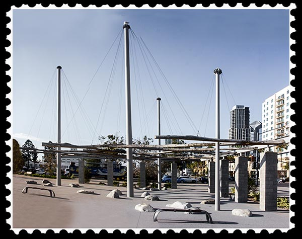 Ruocco Park in San Diego