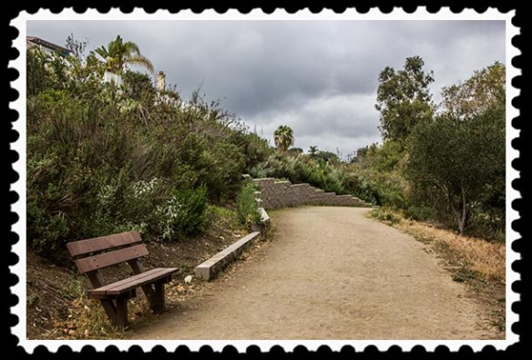 The Vista Conservancy nature Preserve and Trails, Vista, California