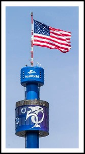 SkyTower at SeaWorld San Diego