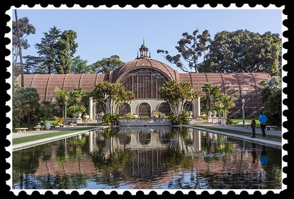 Botanical Building in San Diego's Balboa Park