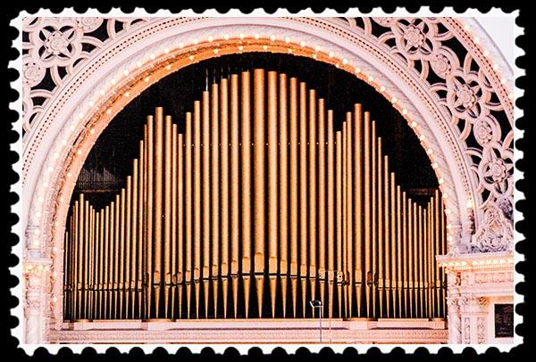 Spreckels Organ in San Diego's Balboa Park