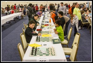 2014 National High School Chess Championship in San Diego, California
