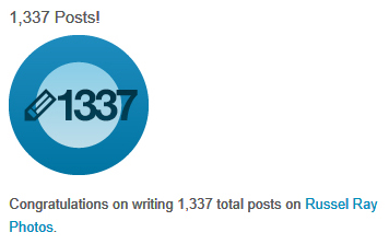 1337 posts