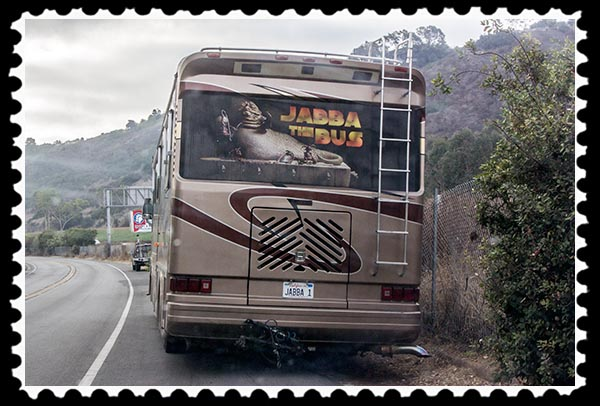 Jabba the Bus