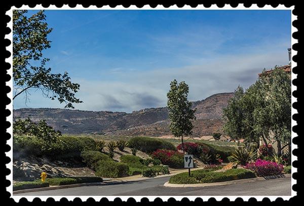 Bernardo Fire, San Diego, California, 051614