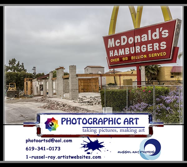 Mcdonald's in Oceanside, California