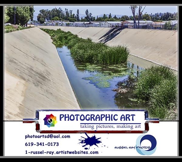 Southern California river