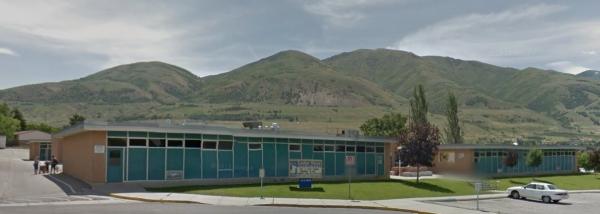 Lake View Elementary School in Brigham City, Utah