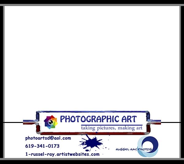 Photographic Art frame