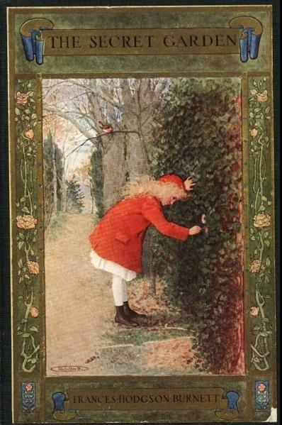 The Secret Garden by Frances Hodgson Barnett