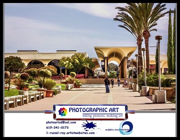 San Diego State University Aztec Center 1968-2011