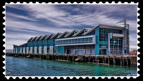San Diego's cruise ship terminal