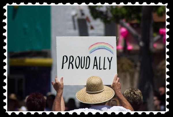 Proud ally