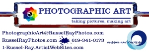 Photographic Art by Russel Ray Photos