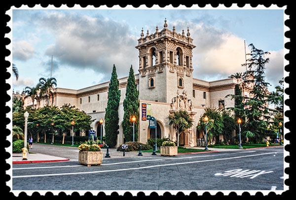 House of Hospitality in San Diego's Balboa Park