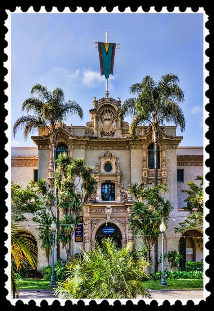 San Diego Historical Landmarks 1 El Prado Designation