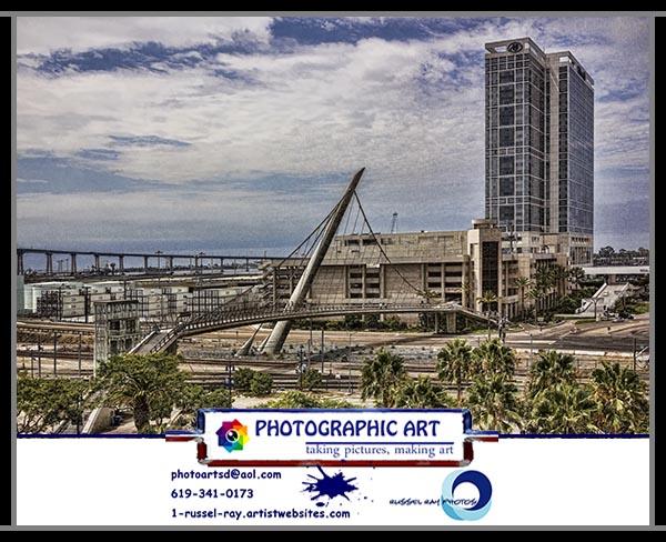 San Diego Skybridge