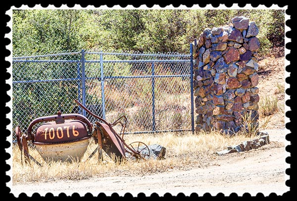 Address in the boondocks