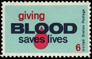 Scott #1425 Blood Donor