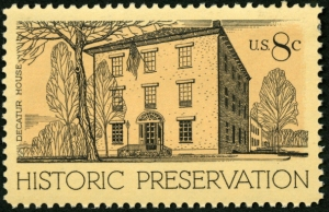 Scott #1440 Historic Preservation