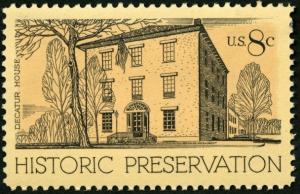 Scott #1440 Historic Preservation