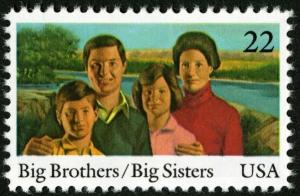 Scott #2162 Big Brothers & Big Sisters
