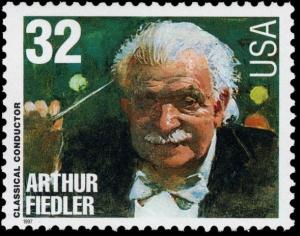 Scott #3159 Arthur Fiedler