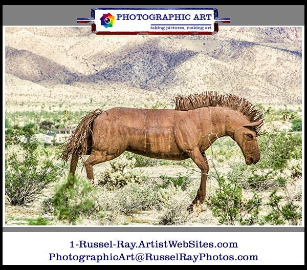 Prehistoric horse