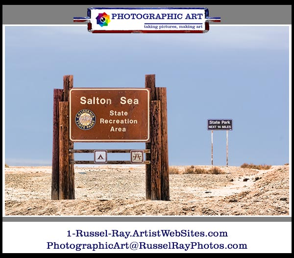 Salton Ssea State Recreation Area