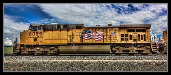 Union Pacific Railroad, Building America