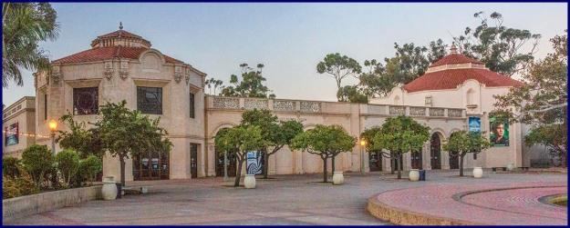 Reuben H. Fleet Science Center in San Diego's Balboa Park