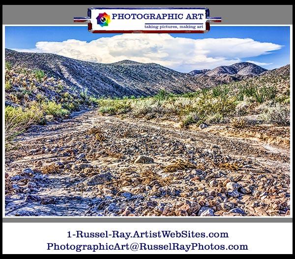 Anza-Borrego Desert State Park in Southern California
