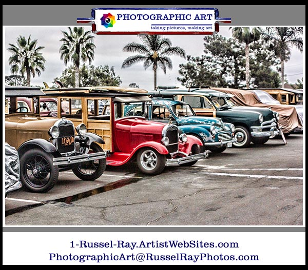 Woody at the 2014 Woody car show in Encinitas, California