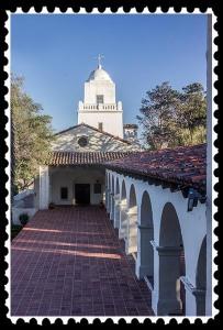 Presidio in San Diego