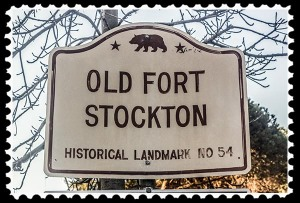 Old Fort Stockton in San Diego