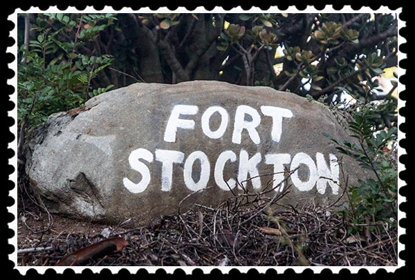 Fort Stockton in San Diego